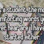Student, Facultate, am