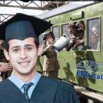Începe facultatea! CFR suplimentează cu vagoane din 1941!
