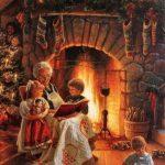sărbătorirea Crăciunului în trecut