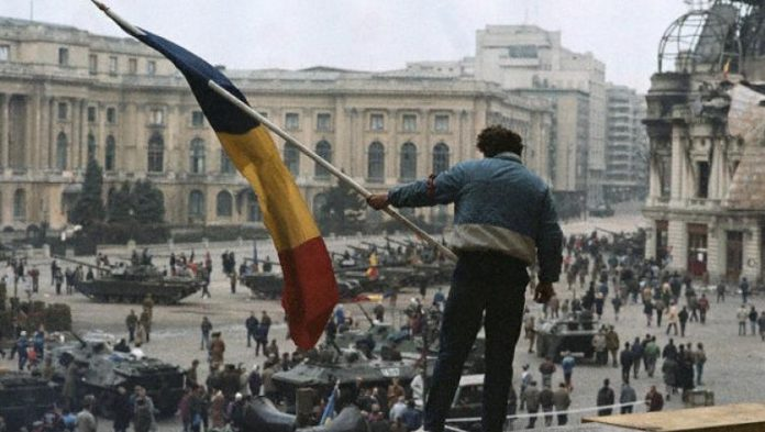 România anului 1989