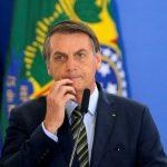 Președintele Braziliei, Jair Bolsonaro