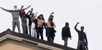 penitenciarele din Italia