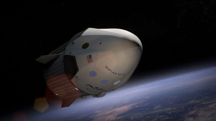 prototip al navei SpaceX
