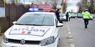 Au atacat polițiștii