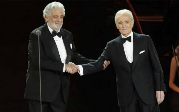 José Carreras Placido Domingo