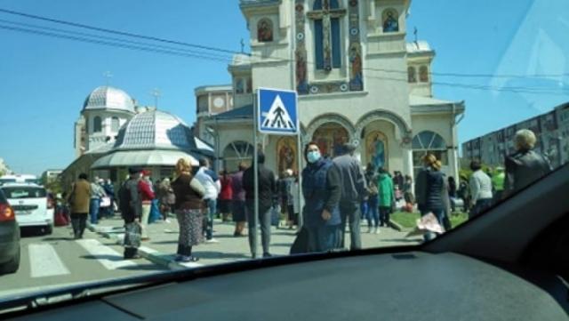 Biserica Navodari