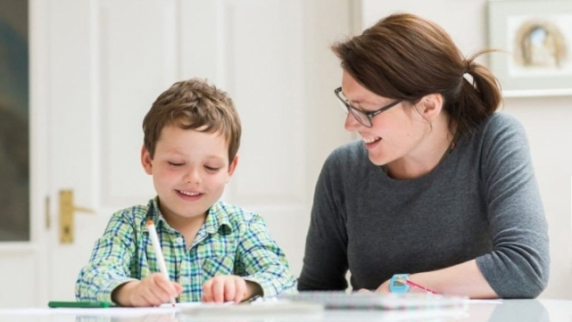 copil de profesor