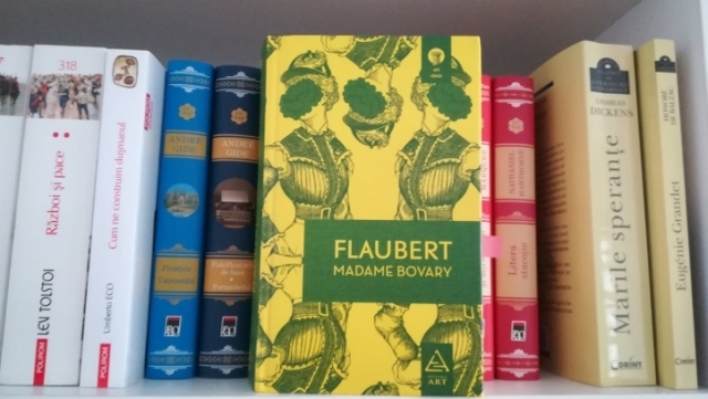 """Madame Bovary"", de Gustave Flaubert"