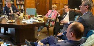 liderii Guvernului României