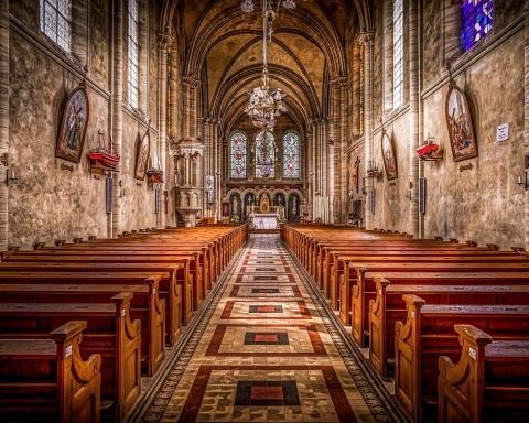 slujbă religioasă în Germania