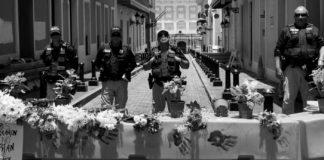 Polițiștii se alătură protestatarilor