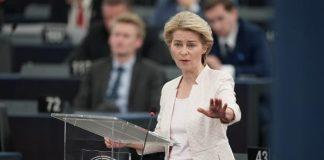 Președinta Comisiei Europene