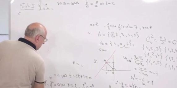 Subiectele la matematică