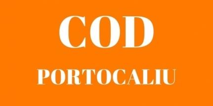 cod portocaliu