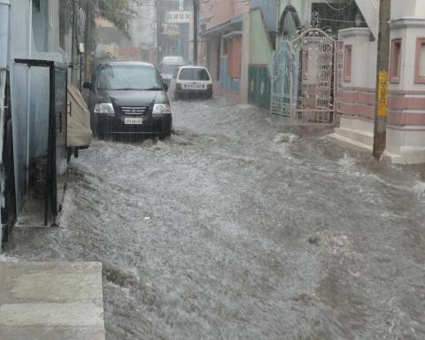 ploi torențiale