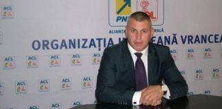 vicepreședinte PNL Vrancea