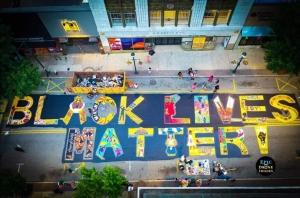 """""""Black Lives Matter!"""""""