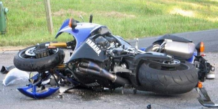 Un motociclist