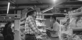 purtarea măștii în supermarketuri
