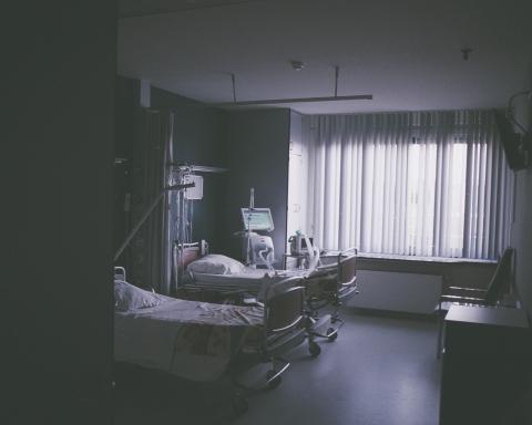 Pacientă cu COVID-19