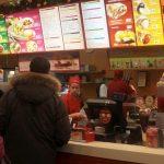 lanț fast food