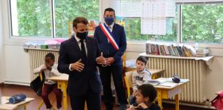 Franța redeschide școlile