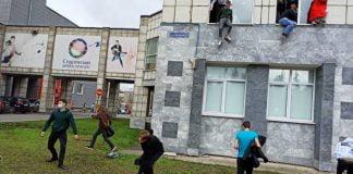Studenți din Rusia terorizați în urma unui atac armat soldat cu morți și răniți