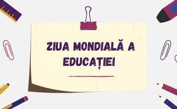 Ziua Mondială a Educației